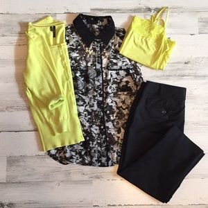 4 Pc Business Casual Outfit